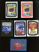2012 Topps Wacky Packages Series 9 Mini-master Set 149-cards Base + 4 Insert Set