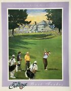 Bart Forbes, The Oregon Golf Club, Fred Meyer Challenge Poster