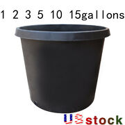 Trade Heavy Duty Huge Premium Nursery Pot Root Garden Container Fast Shipping