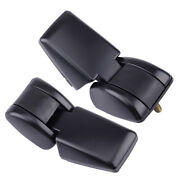 New 2pcs Rear Back Liftgate Window Glass Hinge Fit For Lincoln Aviator 2003-05