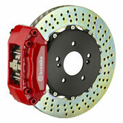 Brembo Gt Bbk For 05-06 Focus   Front 4pot Red 1a1.6012a2