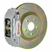 Brembo Gt Bbk For 05-14 Mustang Gt | Front 4pot Silver 1b5.8001a3