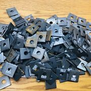 Lot Of 220 Simpson Strong-tie Bp5/8 Bolt Dia, Square 2 X 2 Bearing Plate