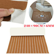 Eva Foam Boat Decking Adhesive Marine Flooring Yacht Teak Sheet Mat 94and039and039x35and039and039