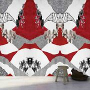 Red Christmas Hat 3d Full Wall Mural Photo Wallpaper Printing Home Kids Decor