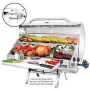 Magma Monterey 2 Gourmet Series™ Barbeque Propane Gas Grill For Boat Rv Camping