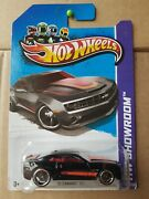 Hotwheels 2013 - '10 Chevy Camaro Ss [black] Near Mint 12 Cars Posted For 10
