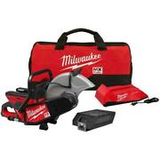 Milwaukee Mxf314-1xc Mx Fuel 14 Inch Cordless Cut-off Saw W/ Battery And Charger