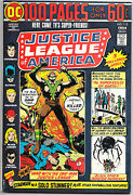 Justice League Of America 112, Dc 1974 100-pager Wein / Dillin Jsa Nm