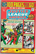 Justice League Of America 115, Dc 1975 100-pager Wein / Dillin Jsa Nm
