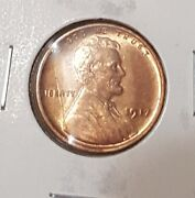 1917 Uncirculated Lincoln Penny