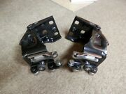 2011 Kia Sedona Power Sliding Door Middle Hinges Rollers Lh And Rh