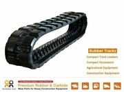 16 Wide Rio Rubber Track 400x86x50 Made For Mitsubishi Bd2j Skid Steer