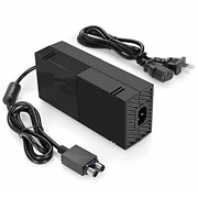 Xbox One Power Supply Brick Ac Adapter Charger With Power Cord For Xbox 1 Use