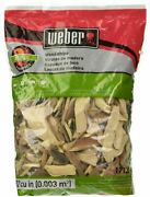 Weber Wood Cubic Meter Stephen Products 17138 Apple Chips, 192 Cu. In....