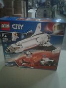 Lego City Space Mars Research Shuttle Kit 60226 273 Pieces Damaged Box