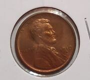 1910 S Uncirculated Lincoln Penny