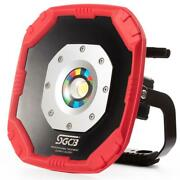 Sgcb Ultra Car Led Inspection Work Light, Rechargeable Color Match Led Worklight