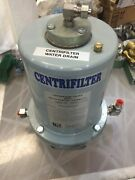 Centrifugal Oil Filter With Water Removal Capability Model 181-5300