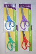 U Pick Color Wexford 7 Scissors Ages 12+ Stainless Blades School Projects Craft