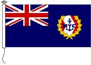 Thames Motor Yacht Club Burgee Flag Ensign Boat Pennant Uk Made - All Sizes