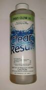 1 Qt Clear Result Poly Clear 30 Algaecide Algae Control In Pool Water Sealed