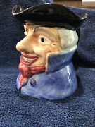 Shorter And Sons George Washington Pitcher Collectible Antiques No Chips