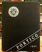 Mount Saint Mary College Hooksett New Hampshire Yearbook 1950 The Portico