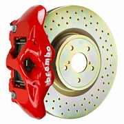Brembo Gt Bbk For 15-19 Wrx Excl. Models W/ Electronic | Front 4pot 1s4.6002a0