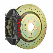 Brembo Gt-s Bbk For 66-89 911s   Front 4pot Hard Anodized 1p4.6001as