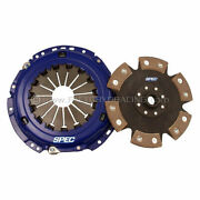 Spec Stage 3 Single Disc Clutch Kit For 67-69 Plymouth Duster 440ci Sd163-2