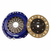 Spec Stage 2+ Single Disc Clutch Kit For 94-95 Saab 900 2.5l Ss123h
