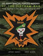 New Us Army Special Forces Insignia Of The Vietnam War The Mac V Sog Recon Teams