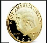 Exclusive 24k Gold Plated Commemorative Coin Bullion Investment Valuablerare