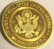 The White House United States Of America Challenge Coin Washington D.c