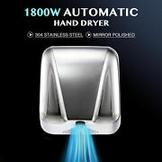 Commercial Restroom Hand Dryer Machine With Touchless Electric Air Hand Hygie