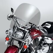 National Cycle 19 3/4 In. 2-up Switchblade Windshield - N21105