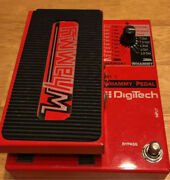 Used Digitech Wh-1 Whammy Guitars Effects Pedals