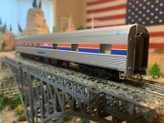 Walthers 932-6342 Ho Scale 85' Budd 10-6 Sleeper Amtrak Phase2 Well Detailed New