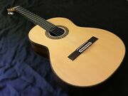 Cordoba All Solid Woods Prototype Spruce Top Classical Guitar Made In Spain