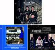 Beatles / Decca Audition Tapes, No3 Abbey Road 3title Set [4cd]