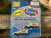 Mini Metals N Scale 1160 1954 Ford F-700 Beer Delivery Truck 2 Pack 50310 New