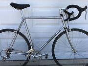 Schwinn Paramount 58cm Made By Waterford In 1983 Factory Chrome Under Paint 23
