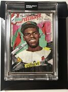 Topps Project 2020 Bob Gibson Card 70 By Tyson Beck Artist Proof/ap 09/20