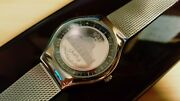 Collectible Goldquest Platinum Coin Watch Dome Of The Rock - Limited Edition
