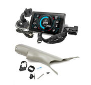 Edge Products Insight Cts3 Monitor And Mount For 2003-2008 Dodge Ram Cummins