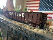 Walthers Ho Scale Rtr 932-40251 53and039 Thrall Gondola Soo Line 68231 New Metal