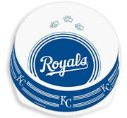 Officially Licensed Kansas City Royals Dog Bowl Food/water Plastic Sporty K9