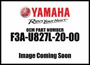 Yamaha 2017 Ar190 Ar190 California Wire Harness 9 F3a-u827l-20-00 New Oem
