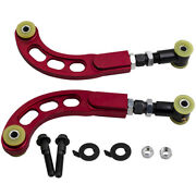 Pair Front Bolt Rear Camber Arm Kit Replaces For Scion Tc 2005-2010